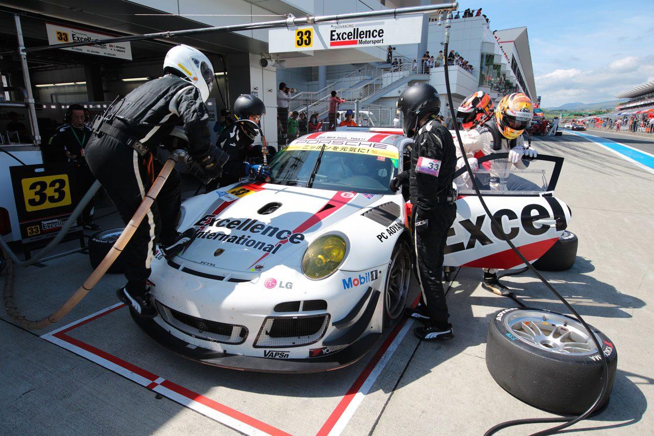Porsche Team KTR、タイヤをセーブし12位完走(3)