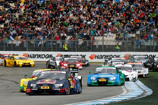DTM、F1ドイツGP中止でスケジュール変更を検討(1)