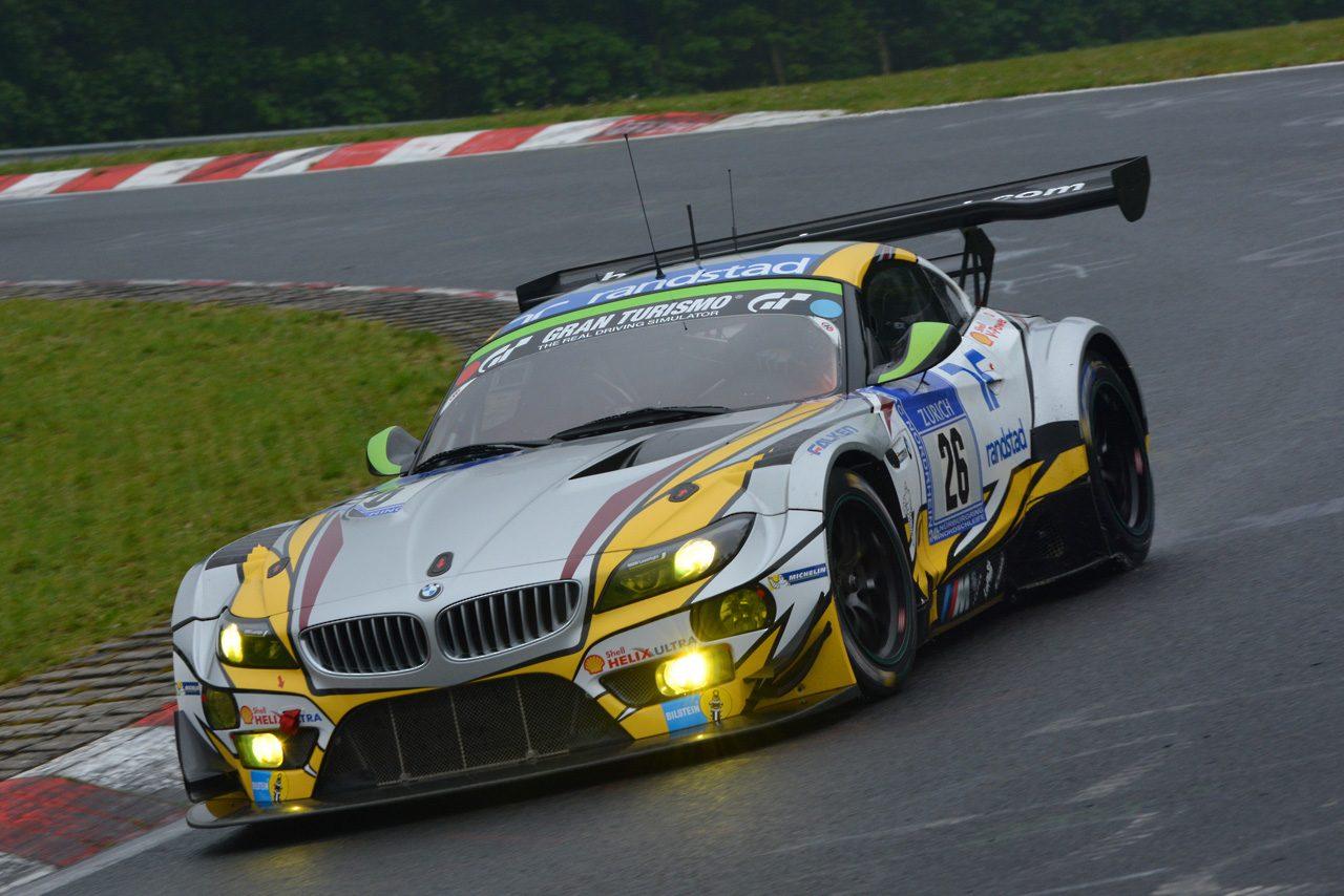 ニュル24時間:予選2回目は2号車メルセデスが首位(2)