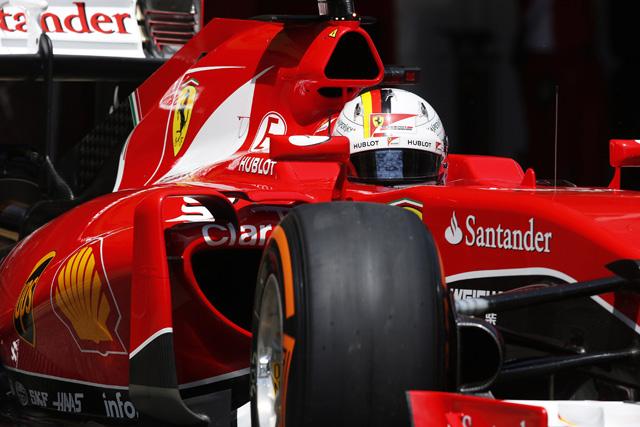 切れないフェラーリとフィリップモリスの関係(1)