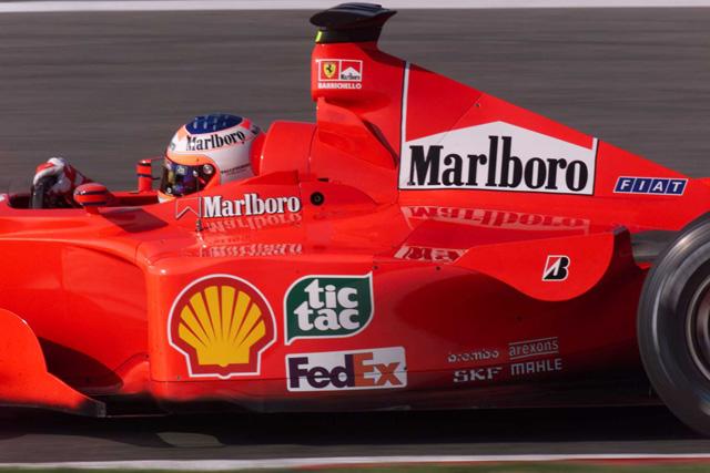 切れないフェラーリとフィリップモリスの関係(3)