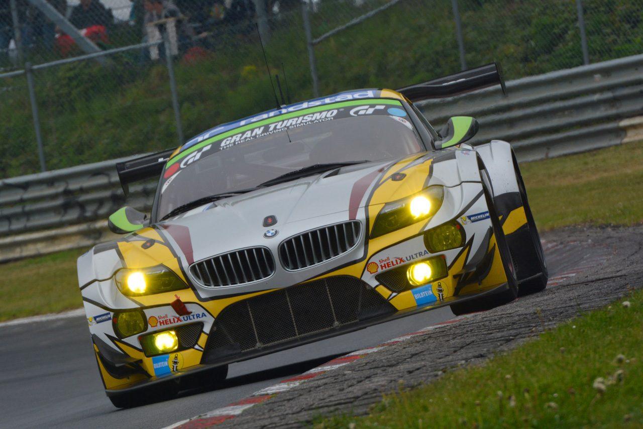 ファーフス&BMWがニュル24時間のポールを獲得(2)