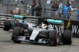 """F1   F速分析:""""抜けないモナコ""""で本命2人が一騎打ち"""