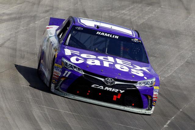 NASCAR:ジョンソン4勝目。シボレーが上位独占(5)