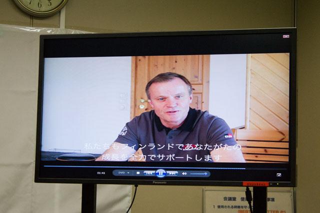 GAZOOラリー育成選出の新井、勝田が記者会見(4)