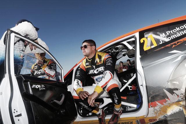 WRC参戦のプロコップ、ラリークロス参戦を検討(1)
