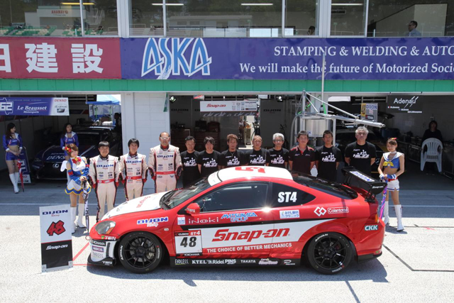 DIJON Racing、S耐第2戦SUGOはわずか36分で無念のリタイア(1)