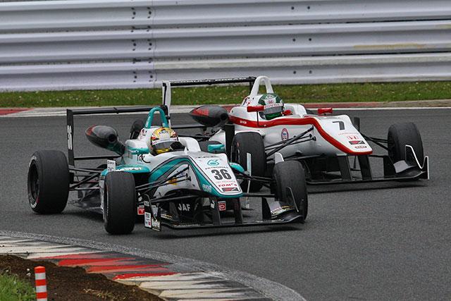 全日本F3第8戦 決勝上位ドライバーコメント