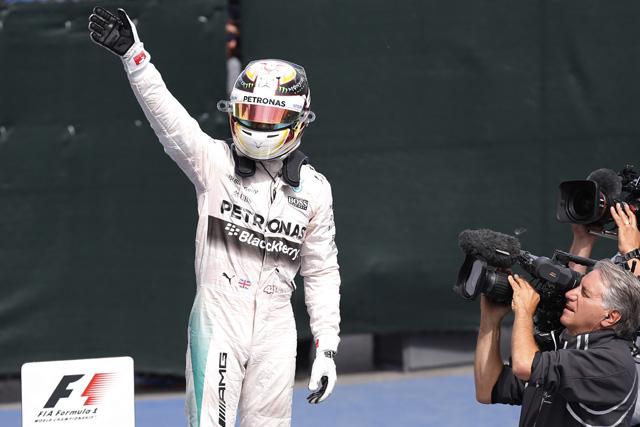 2015年F1第7戦カナダGP