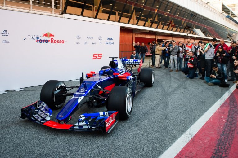 F1 | ホンダF1搭載のトロロッソ『STR13』、発表会の詳細スケジュールが明らかに