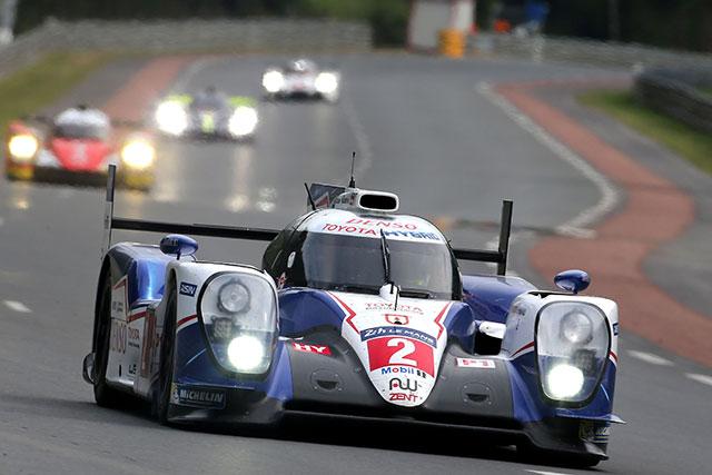 トヨタ、ル・マンは「スピード不足」。再出発誓う(1)