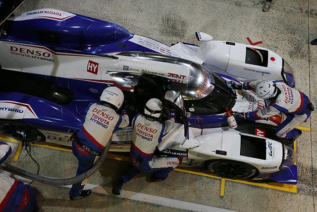 トヨタ、ル・マンは「スピード不足」。再出発誓う(4)