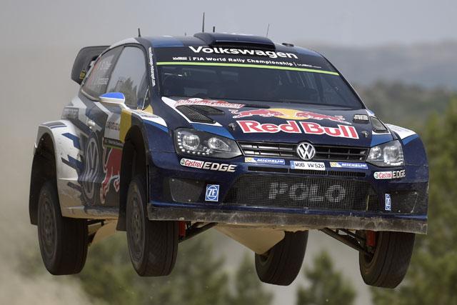 WRCイタリア:オジェ優勝。パッドンは初の表彰台(2)