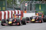 F1 | レッドブルの2台、エンジン交換でグリッド降格へ