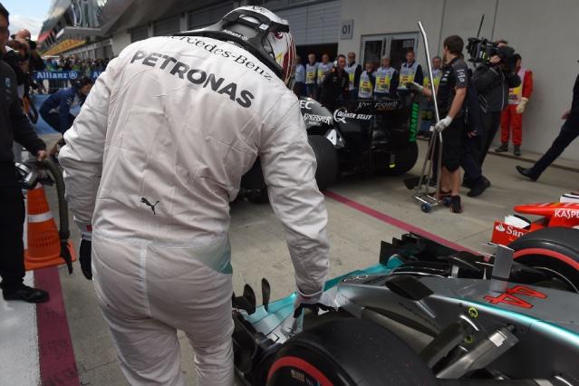 2015年F1第8戦オーストリアGP