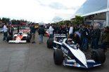 F1 | GP直送:レジェンドたちも興奮する名車が集結!