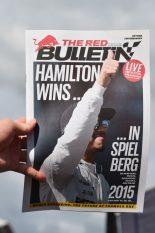 F1 | 4名が降格、決勝スターティンググリッド