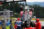 F1 | ホンダ密着:トラブルを止められず前代未聞の逆境