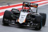 F1   Fインディア、Bスペック・パーツを最終テスト
