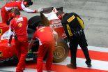 F1 | 2016年のタイヤ開発に向け、新素材をテスト