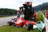 F1 | 苛立ち募るライコネンに酷評:英誌全ドライバー採点オーストリアGP編