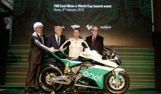 イタリア・ローマで行われた発表会で、エネルジカ・エゴの実車がお披露目された