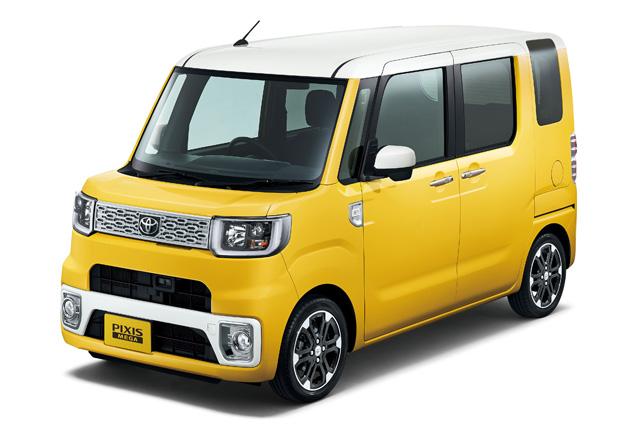 トヨタ、新型軽「ピクシス メガ」を発売(3)