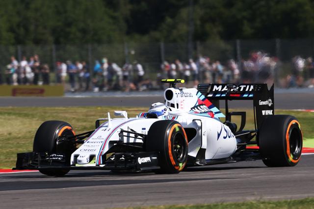 2015年F1第9戦イギリスGP