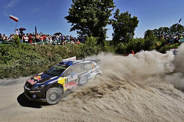 【動画】WRC第7戦ポーランド ダイジェスト(1)