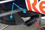 F1 | メカUPDATE:レッドブル、消えたセンサー