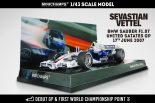 F1   ベッテルF1初戦の限定モデルカー7月18日入荷