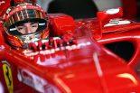 F1   ビアンキ、将来のフェラーリ入りは決まっていた