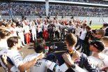 F1   ビアンキの死を受けドライバー達が安全性向上誓う