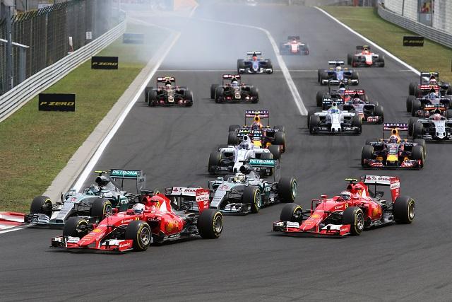 「F1人気向上のためにエンジン開発を自由に」(1)
