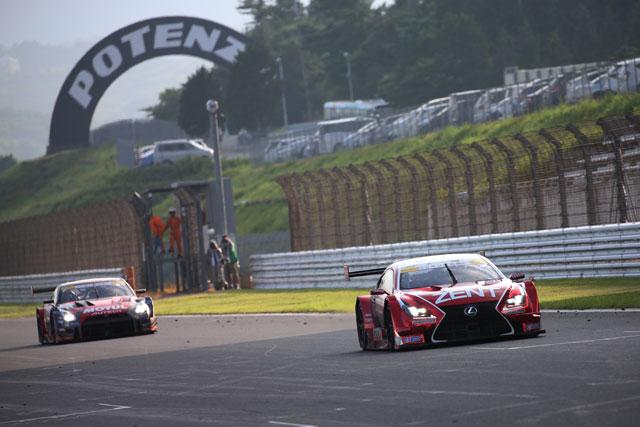 ZENT RC F、SGT富士で今季最高位の2位を獲得(2)