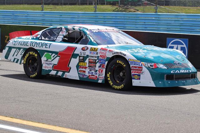 NASCAR K&Nシリーズ参戦のHRE、第10戦で13位完走(1)