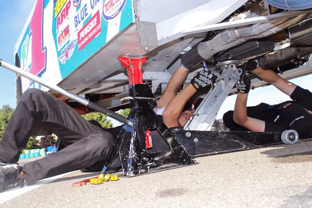 NASCAR K&Nシリーズ参戦のHRE、第10戦で13位完走(2)