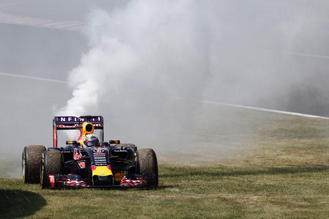 リカルド、エンジンペナルティは最低あと2回(1)