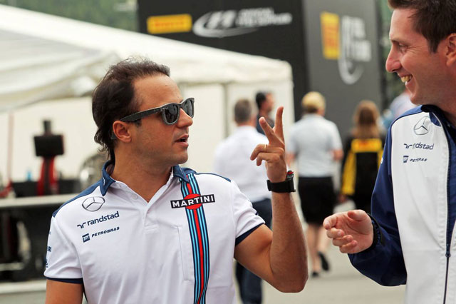 2015年F1第11戦ベルギーGP