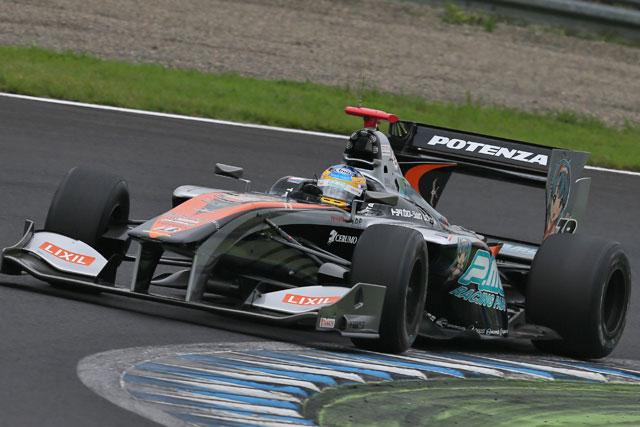 SFもてぎ:朝の走行はJP首位。トップ4にトヨタ(2)