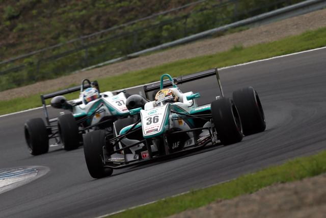 全日本F3もてぎ予選。福住が2戦連続でPP(3)