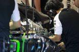 F1 | ホンダ密着:戦略的な交換で、想定外トラブル発生