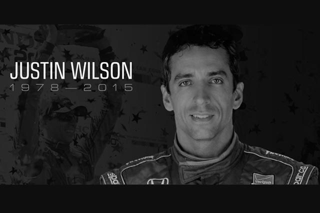 ジャスティン・ウィルソン、インディの事故で死去(1)