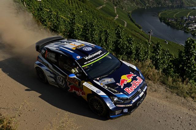 【動画】WRC第9戦ドイツ ダイジェスト(1)