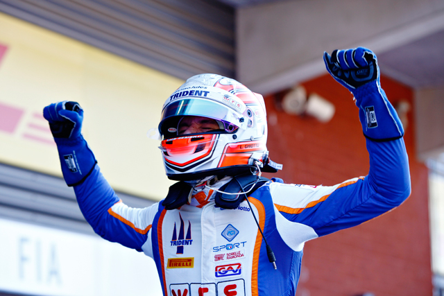 GP3:第5戦スパ・フランコルシャン決勝結果(2)