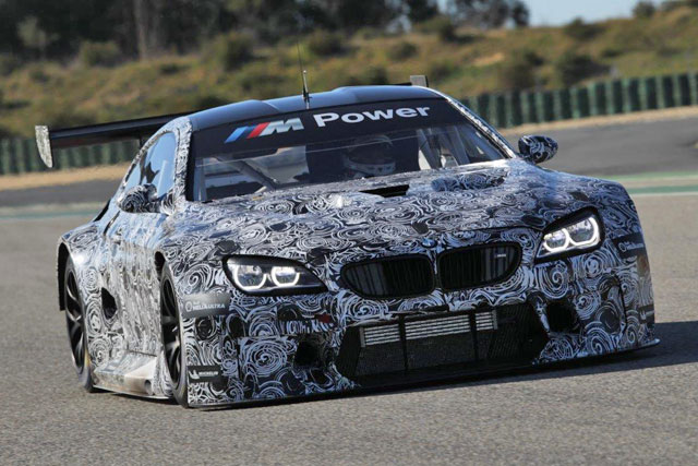 BMW MS代表が語るBMW M6 GT3の現状と展望(1)