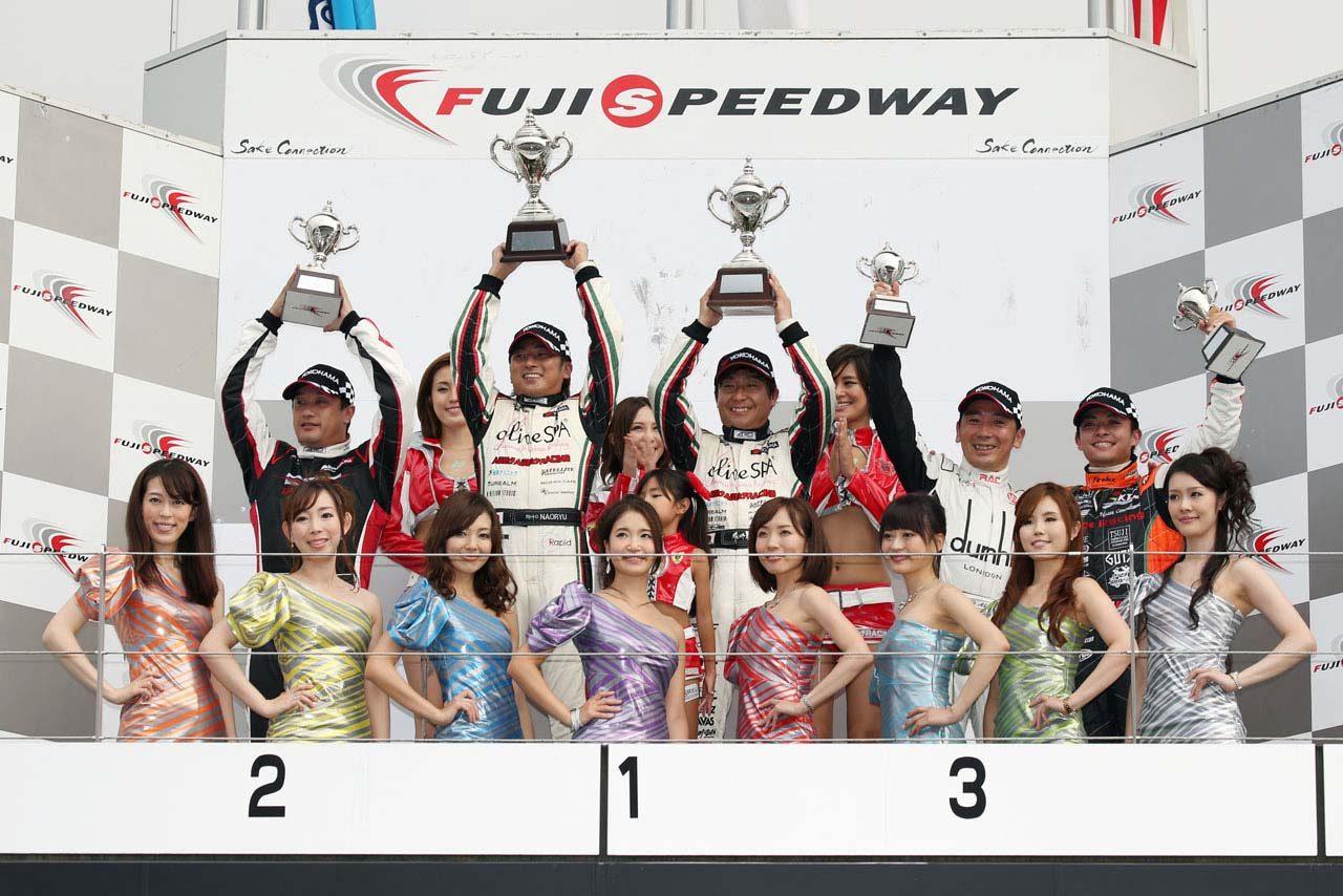 スーパーカーレース 第7戦レースレポート(3)