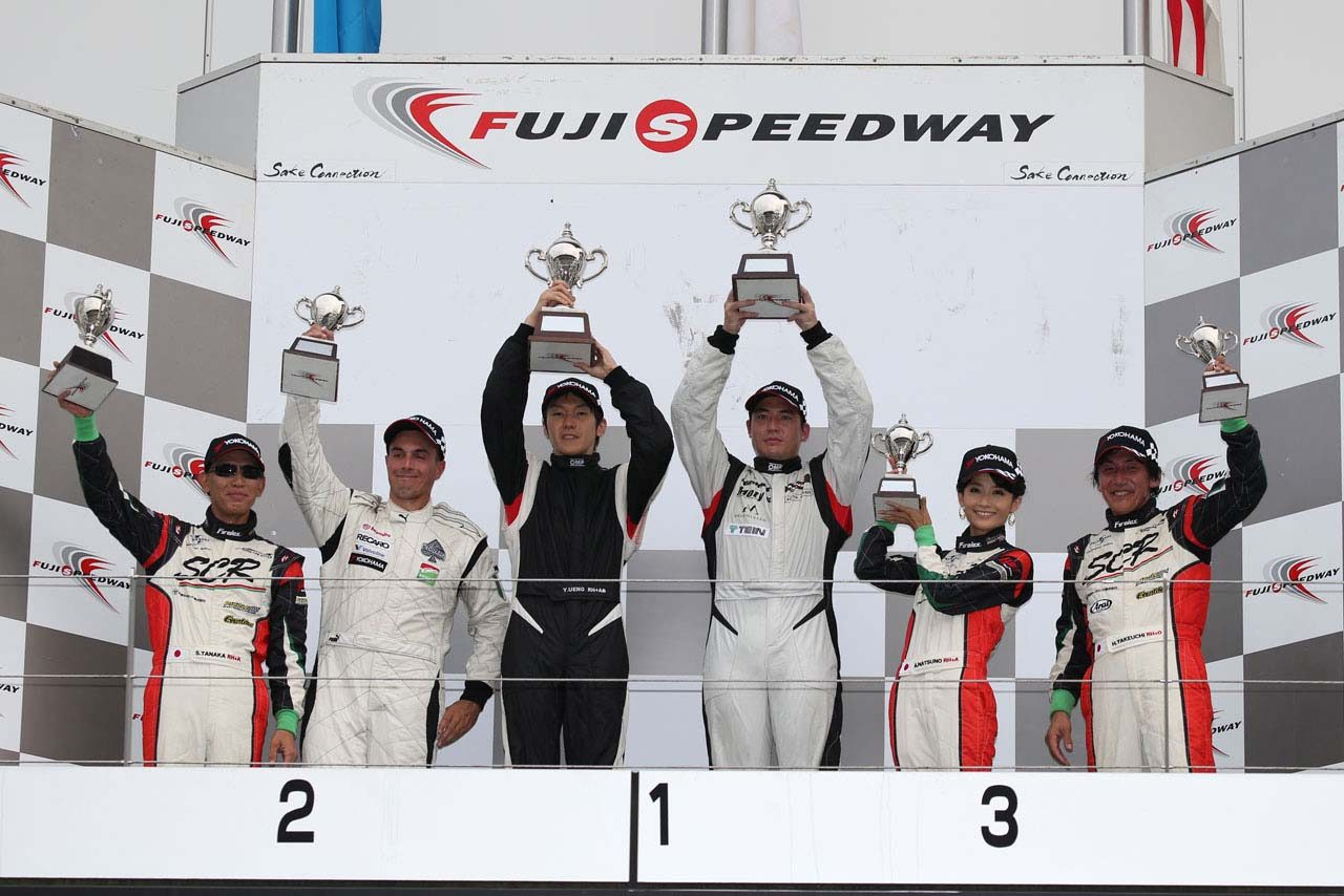 スーパーカーレース 第7戦レースレポート(4)