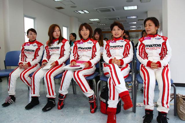 ウィメンインMSの最終選抜メンバーが発表に(2)