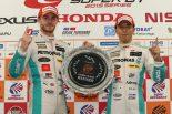 スーパーGT | 大輔「やっと36号車で優勝することができた」